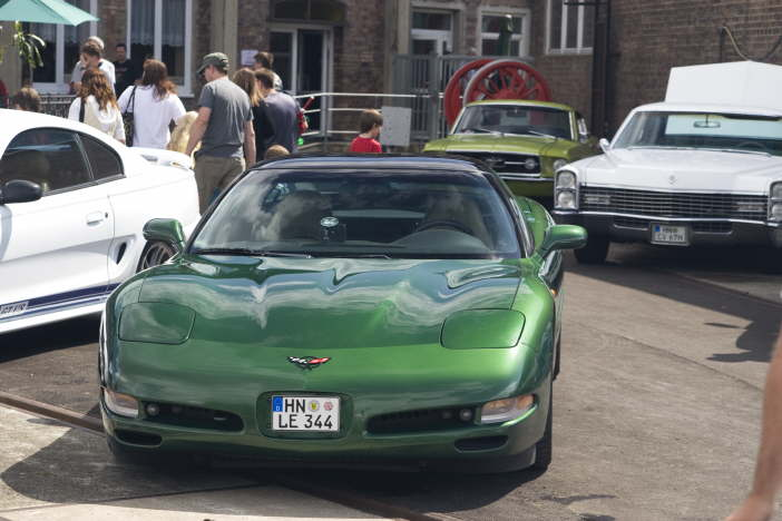 US Car & Bike - Treffen 2009